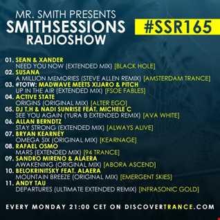 Mr. Smith - Smith Sessions Radioshow 165 (JUL 15, 2019)