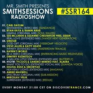 Mr. Smith - Smith Sessions Radioshow 164 (JUL 08, 2019)