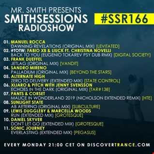 Mr. Smith - Smith Sessions Radioshow 166 (JUL 22, 2019)