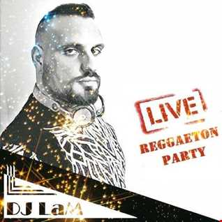 DJ LaM LIVE #18! REGGAETON PARTY - 13/06/2020