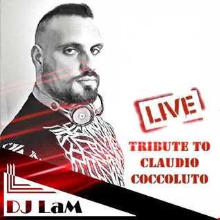 DJ LaM LIVE 37! - TRIBUTE TO CLAUDIO COCCOLUTO