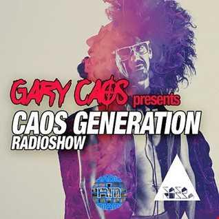 CAOS GENERATION RADIOSHOW #09! - 08/06/2018 Gary Caos with Miami Rockets