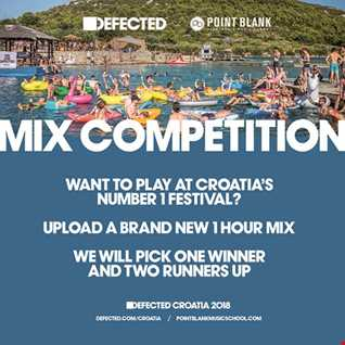 Defected x Point Blank Mix Competition: Eryc P.