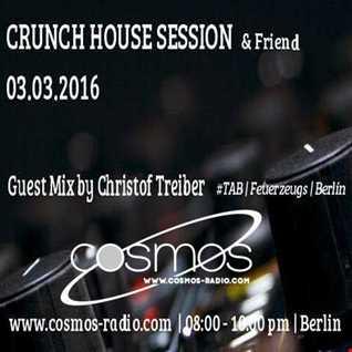 HOUSE SESSION @ Cosmos Radio 002 (03.03.2016)
