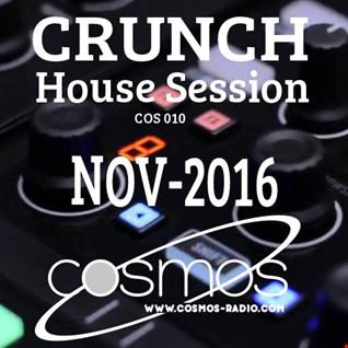 HOUSE SESSION Cosmos Radio 010 (Nov 2016)