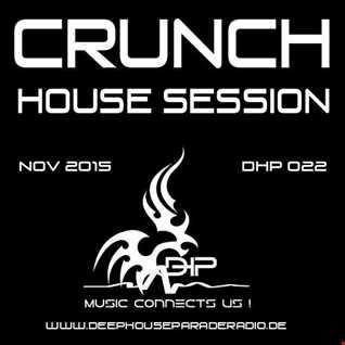CRUNCH   HOUSE SESSION Nov 2015 (DHP022)