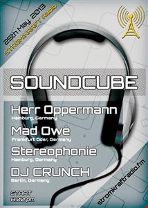 CRUNCH   Exclusive Mix Soundcube 002 (25.05.13)