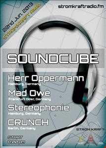 CRUNCH Exclusive Mix Soundcube 003 (June 2013)