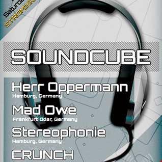 CRUNCH Exclusive Mix Soundcube 0017 (Sep2014) FINAL SET