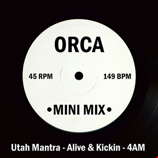 The Best of Orca (Classic Hardcore) Mini Mix - Mixed By Dance Energy