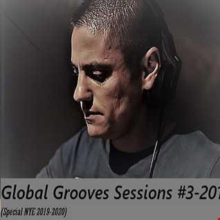 Dj Littlepete pres. GLOBAL GROOVES SESSIONS #3 2019 (Special NYE 2019 2020)