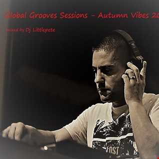 DjLittlepete pres. GLOBAL GROOVES SESSIONS - Autumn Vibes 2020