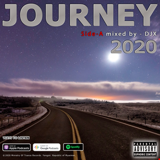 Journey 2020 Side-A mixed by DJX