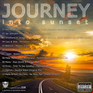 Journey Into Sunset