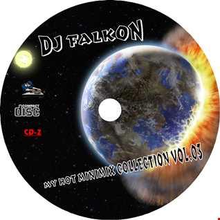 DJ Falkon   Urban Minimix Vol.01