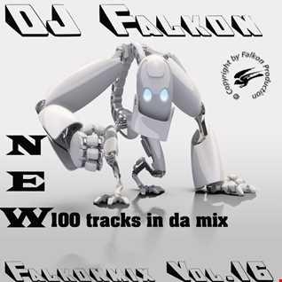 DJ FALKON MIX 16 MEGAMIX