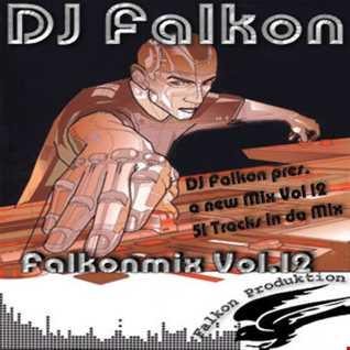 DJ FALKON MEGAMIX 12