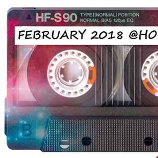 #Deep #Tech & #Techno @ Housefreqs February  2018 (320kbps)