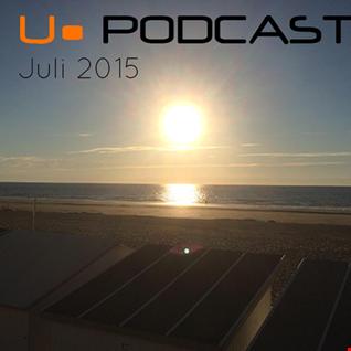 Podcast Juli 2015