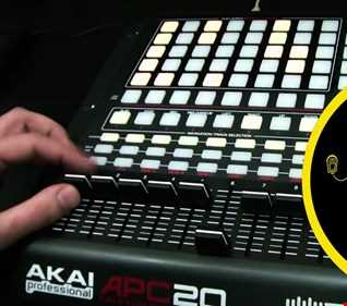 BIOXPRODUCTION-AKAI-APC20 + Ableton LIVE