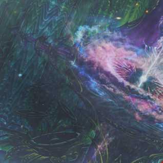 Psychedelic Universum   09   The Cavemans World
