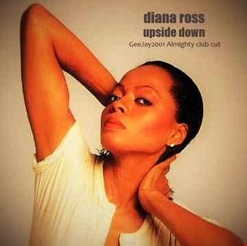 Diana Ross - Upside Down - GeeJay2001 Almighty club cut