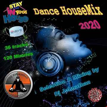 Dj Johnathan   Dance HouseMix 2020