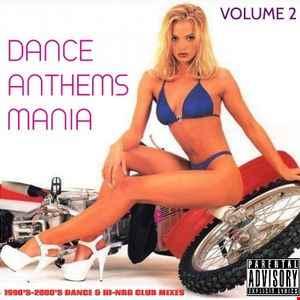 DJ Jay C - Dance Anthems Mania 2