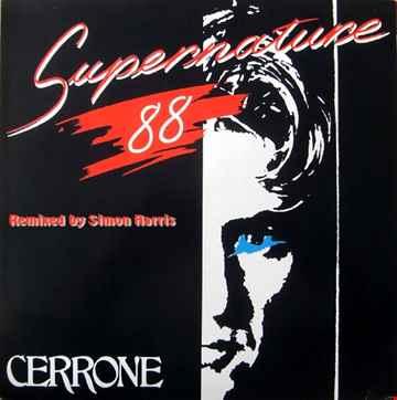 Cerrone - Supernature '88 (Simon Harris House Remix)