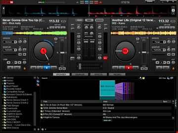 Live mix by STV