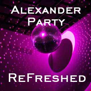 Andy Gibb - Shadow Dancing (Alexander Party ReFresh)