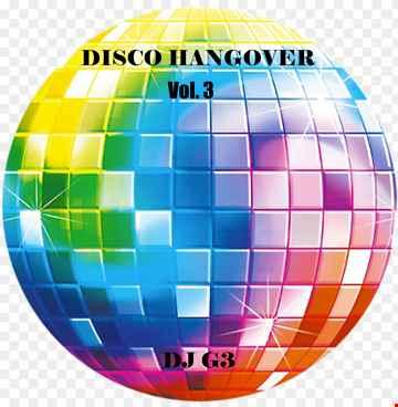 DJ G3 - Disco Hangover Vol. 3  (June 2021)