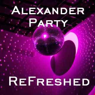 Wilson Pickett - Land Of A 1000 Dances (Alexander Party ReFresh)