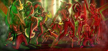 Sublim 10 - 4am Tamed Creatures (Liquid DNB mix) - DJ Extreme