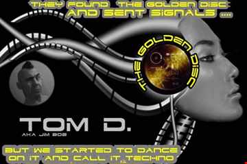 TOM D.   THE GOLDEN  DISC