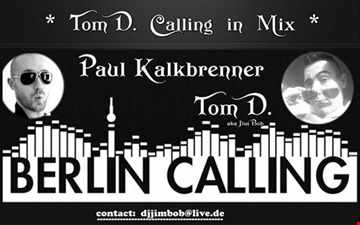 Tom D. is calling in Mix