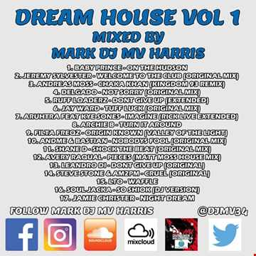 Mark DjMv Harris   Dream House (Vol 1)