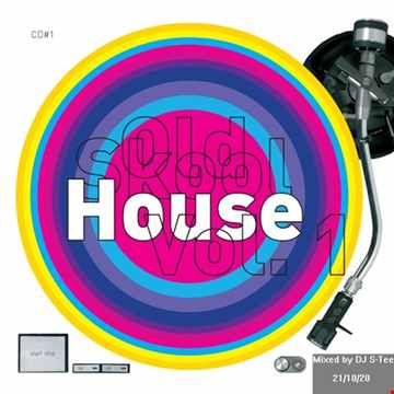 House Head October 2020 (Piano, Organ, Vocal, Funky, Oldskool, Classic House)