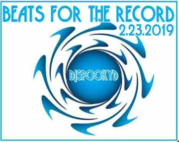 BEATS FOR THE RECORD 2.23.2019
