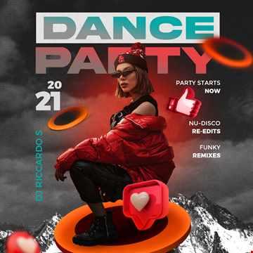 Dance Party 2021