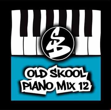 Ste Brown ~ Old Skool Piano Mix ~ Volume 12 (Nov 2020)