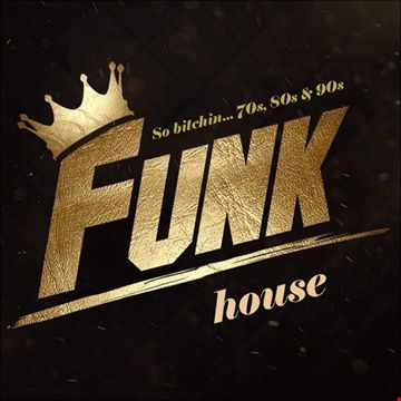 inflix - So Bitchin... 70's, 80's & 90's Funk House