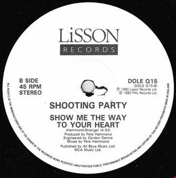 Shooting Party - Show Me The Way To Your Heart (@ UR Service Version)