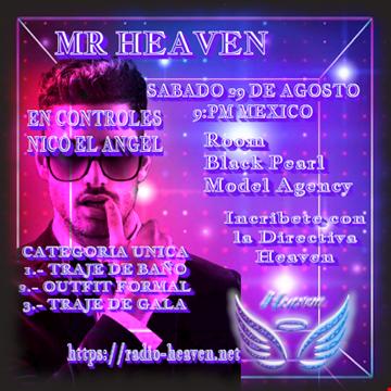 MR HEAVEN - PARTE 1