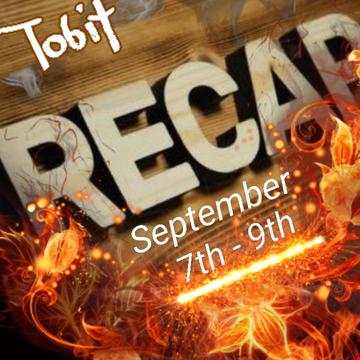 Tobit Presents - Recap New & Trending Trance September 2nd - 9th