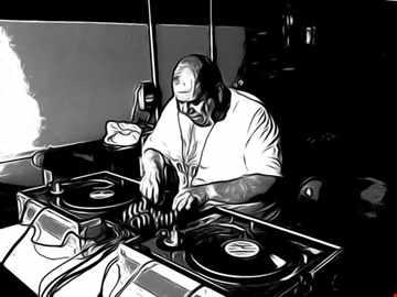 DJ Match Crate Diggin' Hip Hop