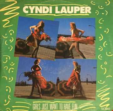 Cyndi Lauper - Girls Just Want To Have Fun (BodyAlive Full Fun Remix)