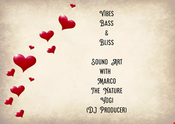 Bass & Bliss by Yogi DJ Producer Marco Andre
