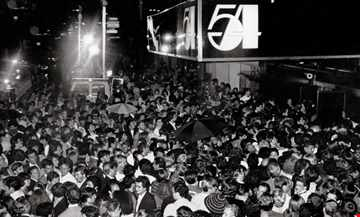 The Story Of studio 54 Part One  With DJ bob Fisher On Oldies Online