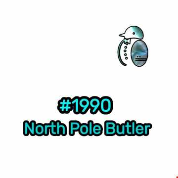 1990 by North Pole Butler